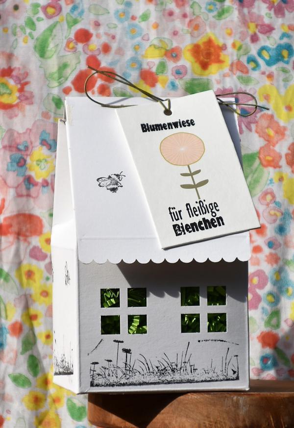 Wunderle Bienenhaus, Lieblingsblumen, für fleißige Bienchen, Bienenrettung, Geschenkideen, Garten, Draussenzeit, Naturschutz