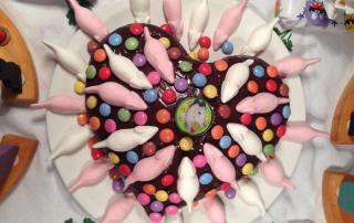 Torte, geburtstagskuchen, Kindergeburtstag, zuckersüß, Happy Birthday, Feierlaune
