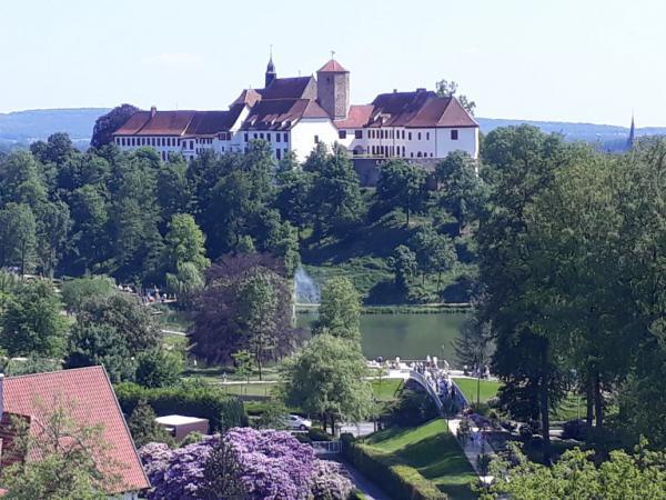 Bad Iburg, Schloß, Landesgartenschau, Ausflugsziel, Sommer, Draussenzeit, für Gartenfreunde, lohnenswert