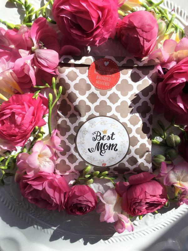 Best Mom, Wundertüte, Muttertag, Geschenkideen, Muttertagsgeschenk, gefertigt in Werkstätten für behinderte Menschen, die kleinen Wunder, Wunderle, Geschenke mit emotionalem Mehrwert