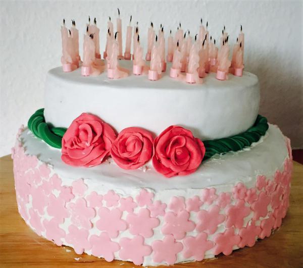 Geburtstagstorte, Herzlichen Glückwunsch, Feierlaune, Geschenkideen, Happy Birthday, Liebe, gefeiert werden, zuckersüß, mit Liebe verziert