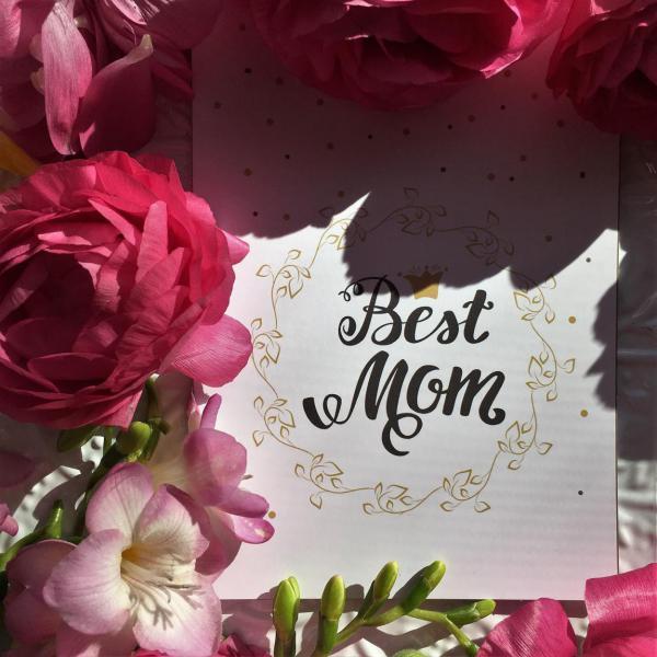 Muttertag, Best Mom, die kleinen Wunder, Muttertagsgeschenke, Geschenkideen, Danke sagen, Wertschätzung zeigen, gefertigt in Werkstätten für behinderte Menschen