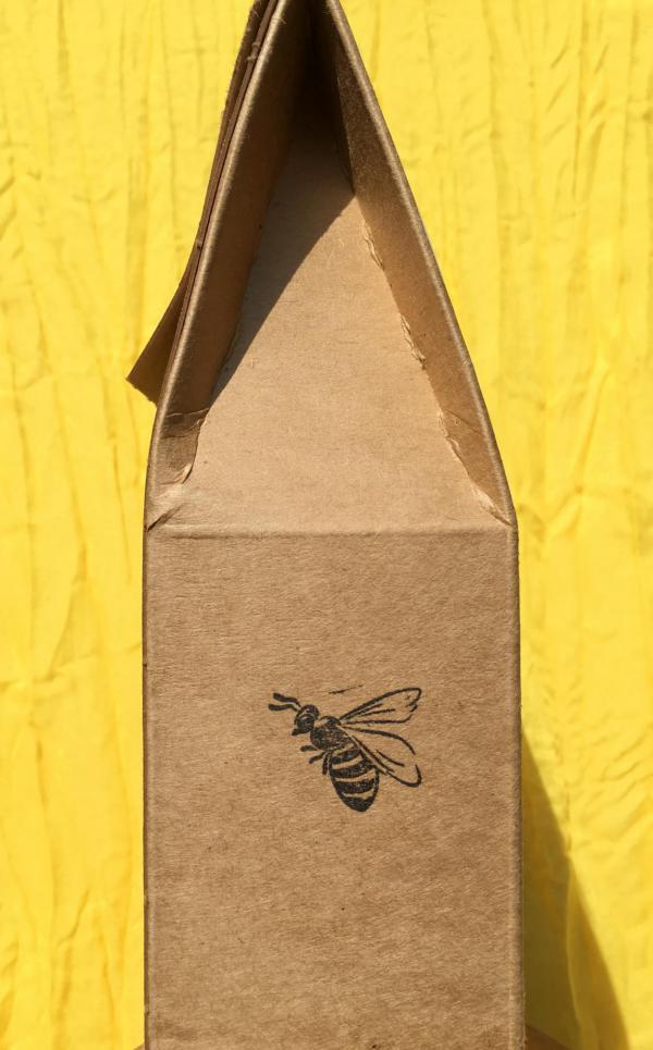 Wunderle Wildbienenhotel, Bienenrettung, Naturschutz, Herzensangelegenheit, im Kleinen beginnen, kleine Wunder, summ, summ, summ, Lebensraum verbessern
