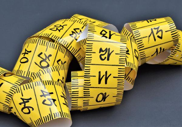 Maßband, Dekomaßband, massgeschneidert, genau vermessen, genau abgestimmt