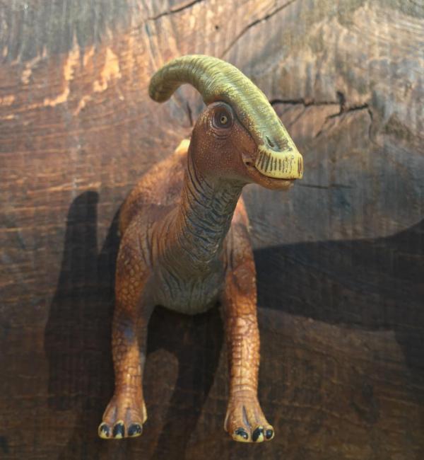 Parasaurolophus, Diy, selbstgemacht, Garderobe, Erinnerungsstück, Dinoleidenschaft