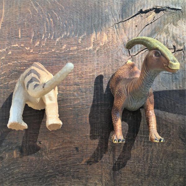 Dinogarderobe, DIY, Upcycling, selbstgemacht, Erinnerungsstück, Weißt-du-noch-Moment
