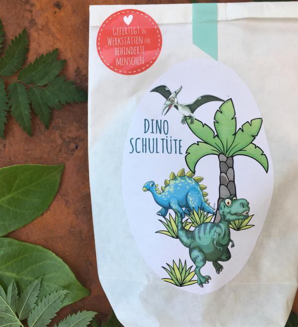 Wunderle Dino-Schultüte, Schule kann beginnen, Forscher, Paläontologe, Dinoleidenschaft, schreckliche Echsen, faszinierend