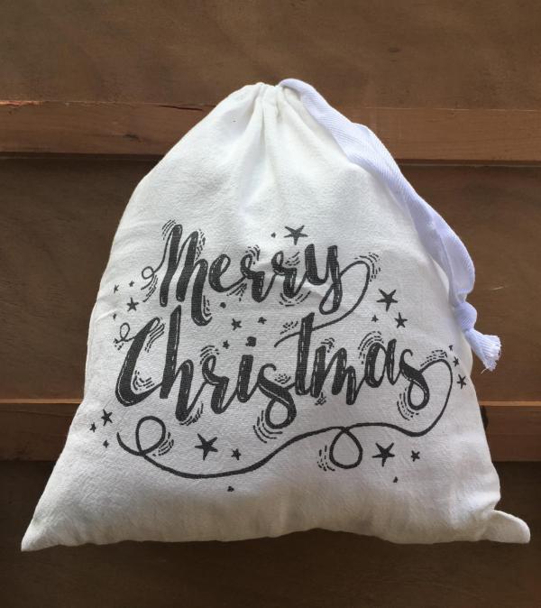 Merry Christmas, Baumwollbeutel, Wunderle, Geschenkideen, praktisch, Reiselust
