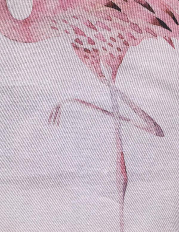 Geschirrhandtuch, Trockentuch, Flamingo, praktisches Geschenk, Geschenkideen
