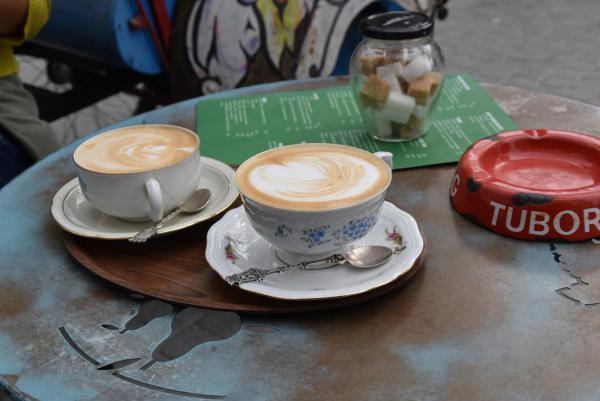 Kaffee, but first coffee, Pause, Zwischenstop
