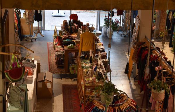 Seventy One, Antwerpen, Vintage klamotten und Möbel