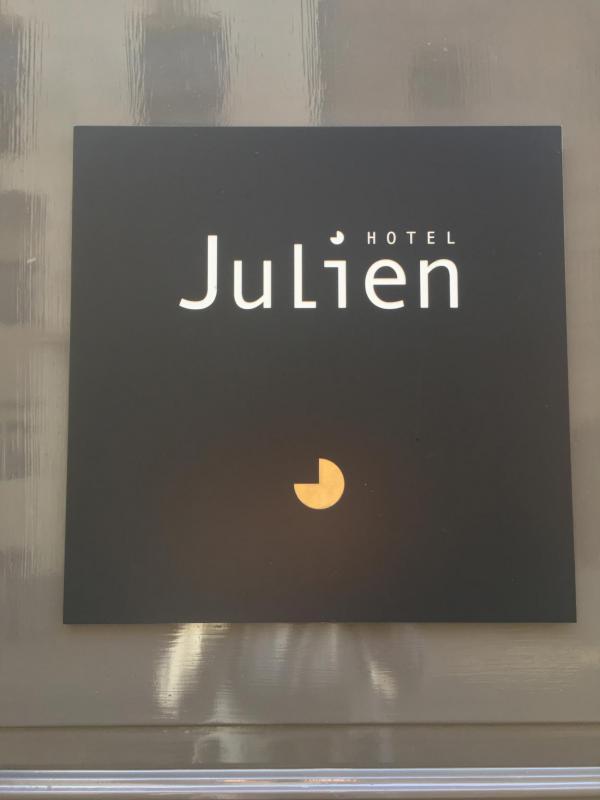 Hotel Julien, Antwerpen, Logo, Hotelempfehlung