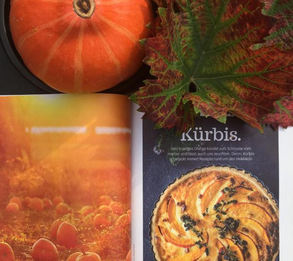 Herbstküche, Hygge, Kürbis, Kürbisrezepte, lecker