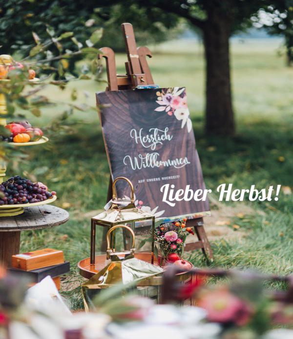 Herbstdeko, Hochzeit, Pummelchen-Saison, Herbst, Deftige Herbstküche, lecker