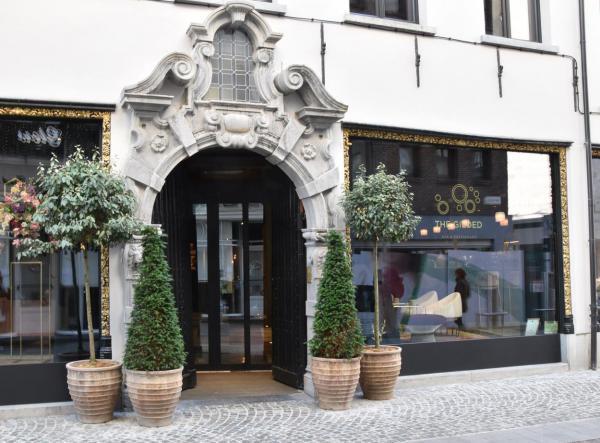 Antwerpen, Geschäft, Interieur, Architektur