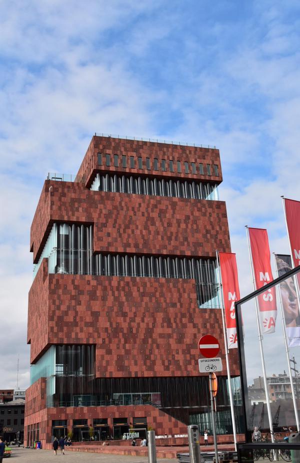 M:A.S. , Antwerpen, Museum, Kultur