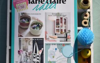 Marie Claire Idées, Zeitschrift, Inspiration, Herbstdekoration, DIY