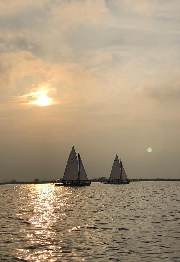 Segelboote, Wasser, Gedankenklarspüler, Segeln, Hobby