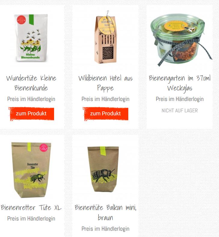 Wunderle Bienenrettung, Bienen, Bienenblumenwiese, Naturschutz