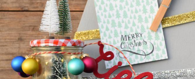 DIY, Tannenbaum To Go, Weihnachten, Geschenk, Liebe, Merry Christmas