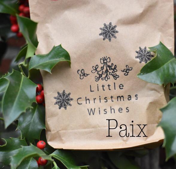 Wunderle, Wundertüte, Little Christmas Wishes, Weihnachten, Advent