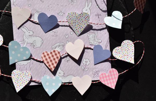 Herzen, DIY, von Herzen, Liebe, verliebt