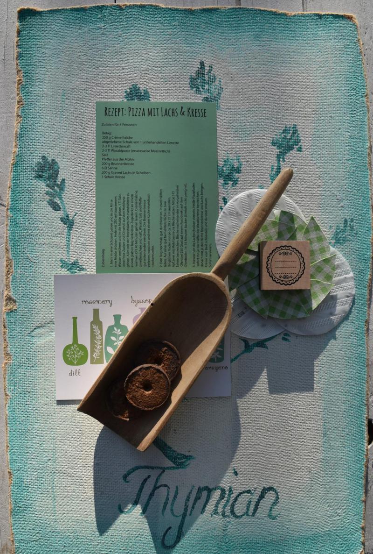 Wunderle, Postkarte, lecker, Rezept, Frühling, Gartensaison