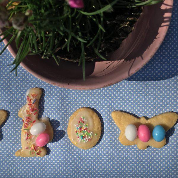 Osterkekse, Frühling, Frohe Ostern, Tischdeko, lecker, immer eine gute Idee,Osterhase, Osterei