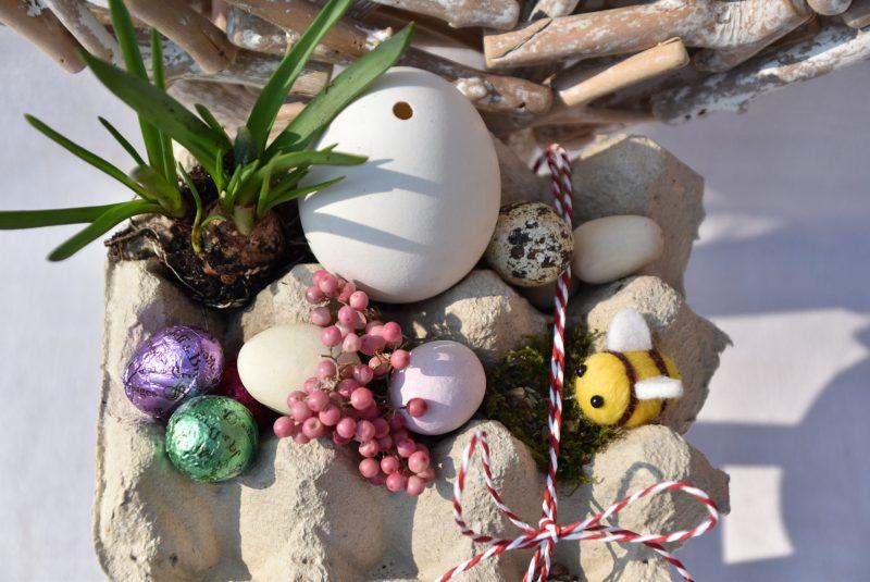 DIY, Geschenkverpackung, Ostern, Frühling, Ostergeschenke, Kleinigkeiten, lecker, dekorativ
