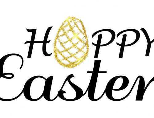 For free, HOPPY EASTER, Hasen- und Ei-Printable