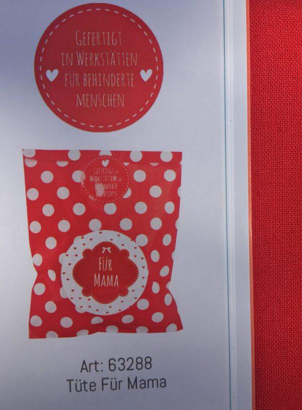 Wunderle, Wundertüte Für Mama, Geschenk, Liebe, Geschenkideen, gefertigt in Werkstätten für Menschen mit Behinderung, Kleinigkeit