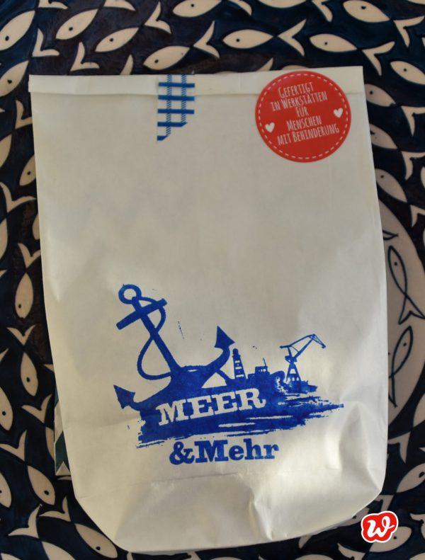 Wunderle, Wundertüte, Meer & Mehr, Geschenk, Geschenkideen, Meerzeit, Auszeit, gefertigt in Werkstätten für Menschen mit Behinderung