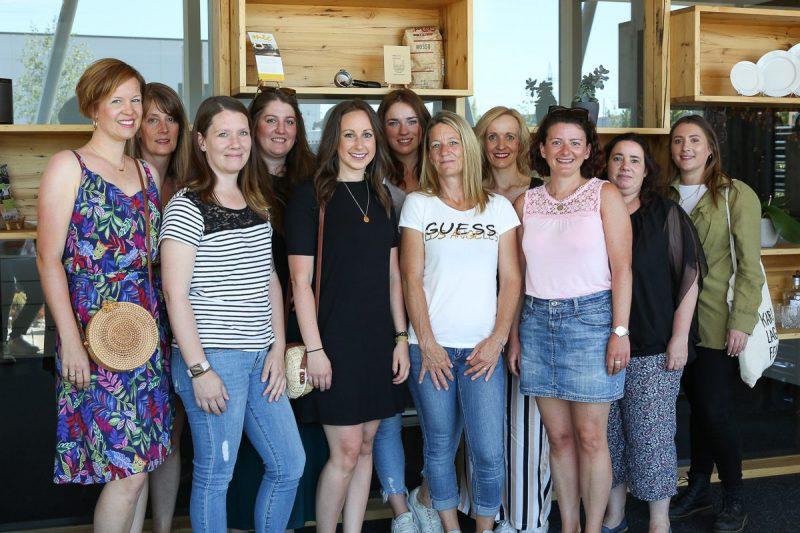 Gruppenfoto Blogger Event Biorausch