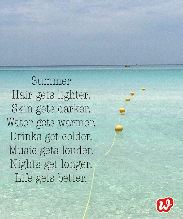 Karibik, Sommer, Sommerspruch, Lässigkeit, Lebenslust