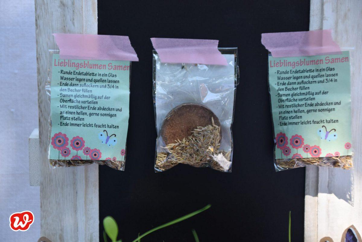 Wunderle Schmetterlingslieblingsblumen, Insektenrettung, save the butterflies, gefertigt in Werkstätten für Menschen mit Behinderung, Geschenk, Geschenkideen