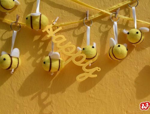 Bee happy – 10 gute Gründe für individuelle Giveaways