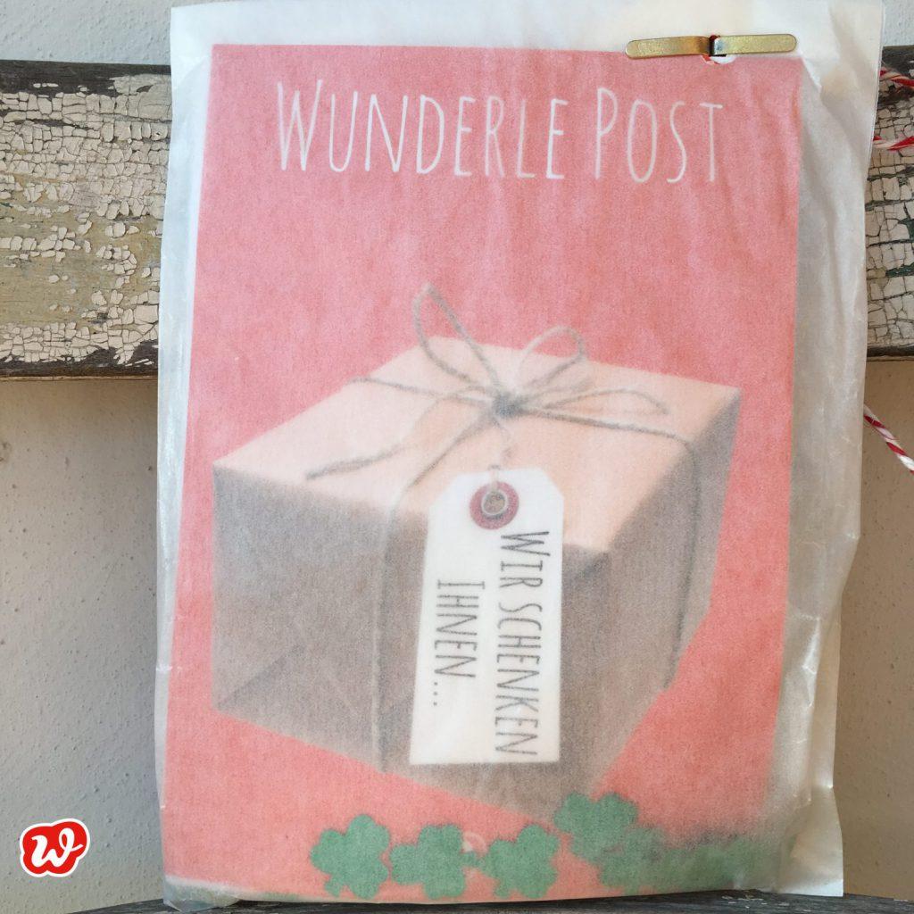 Wunderle Post, Geschenke, Geschenkideen, Geschenke für jeden Anlass und Typ