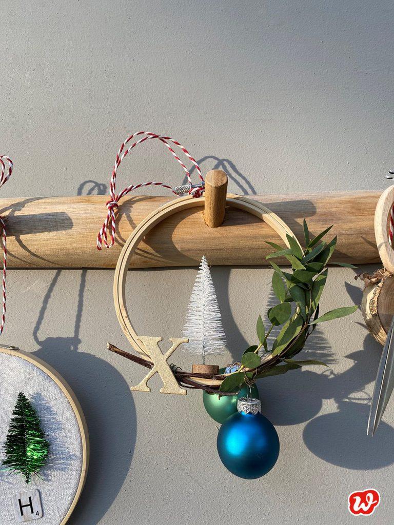 Wunderle DIY Weihnachtskränze, Weihnachten, Advent, Weihnachtsdekoration