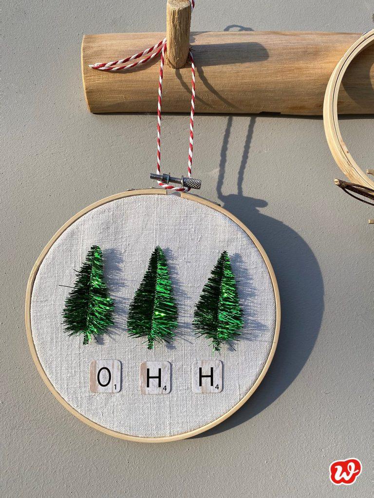 Wunderle DIY, Weihnachtskranz, Geschenkideen, Weihnachten, Advent, Tannenbaum, OHHHH