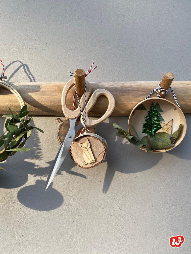 Wunderle DIY Weihnachtskränze, Weihnachten, Advent, Geschenkideen