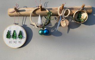 Wunderle DIY, Weihnachtskränze, Weihnachten, Weihnachtsdekoration