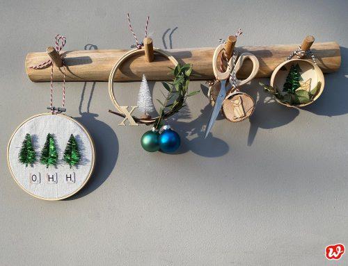 DIY Weihnachtskränze, zu vielem zu gebrauchen
