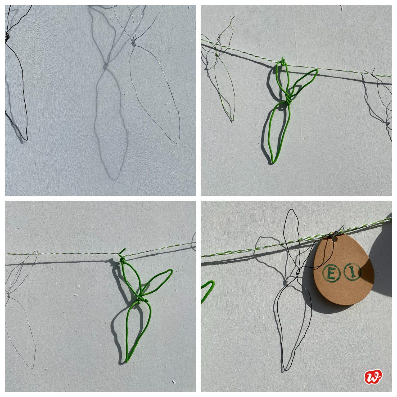 Wunderle DIY Drahtmöhren