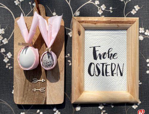 Oster-DIY, Schnelle Osterhasen für das Frühlingswochenende