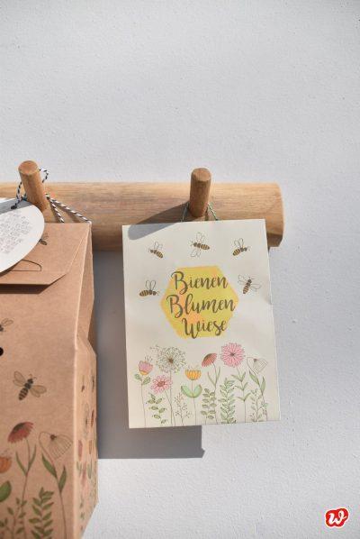Wunderle Samentüte Bienenblumenwiese