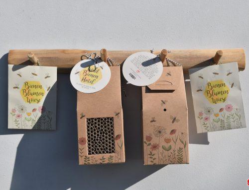 DIY Bienenwachstücher & Natur pur, der größte Trost in Coronatagen – ein kleines Garten und Bienenupdate