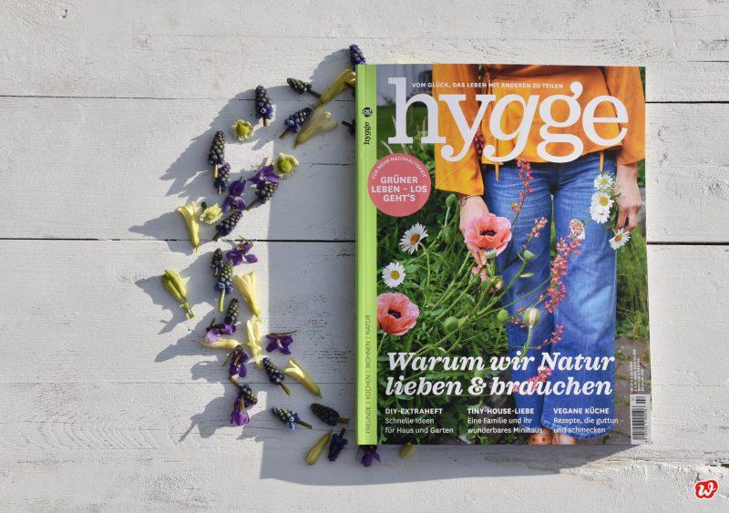 Hygge Lieblingszeitschrift