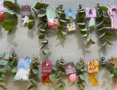 Süße Mini-Tüten voller Weihnachtszauber – die gewissen Kleinigkeiten machen es aus! Perfekte Mini-Geschenke für die Weihnachtszeit: