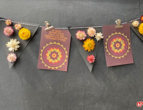 Trockenblumen, das reinste Sommervergnügen – Easy peasy DIY`s