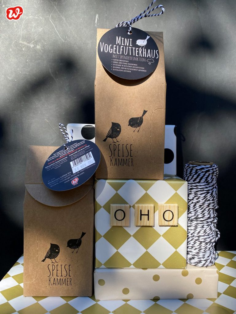 Wunderle Mini speisekammern mit kleinem Oho-Geschenk